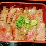 80084605 - ステーキ丼