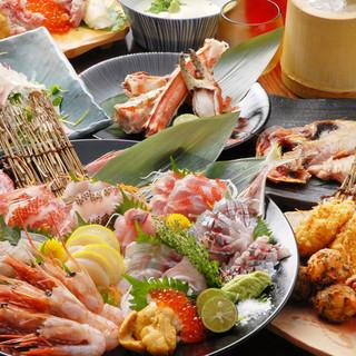 鮮魚がおいしい大衆割烹居酒屋