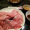 しゃぶ辰 - 料理写真:群馬県産上州牛ロースのしゃぶしゃぶセット