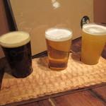 80088358 - 常陸野ネストビールのテイスティングセットsetA 972円