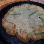 高麗参鶏湯 - ジャガイモチヂミ