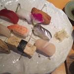 三幸寿司 - ランチ 握り梅