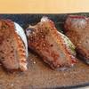 Shusaisobashodai - 料理写真:鴨ロース焼き