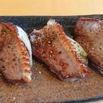 酒彩蕎麦 初代 - 料理写真:鴨ロース焼き