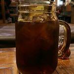 パーツシーカフェ - アイスコーヒー