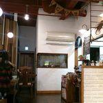 パーツシーカフェ - 店内