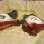 80094410 - 1)肴:蛸(神奈川県三浦半島産)の桜煮