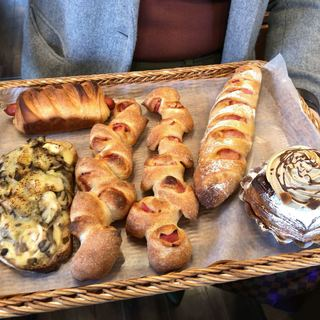 平野パン - 料理写真: