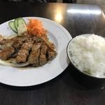 80096552 - トンテキ定食