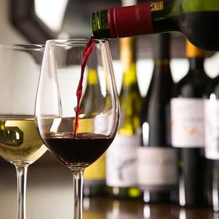 自慢の料理と相性ぴったりの銘酒たち