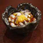 樋川 - 料理写真:赤なまこ酢