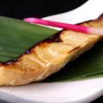 夢食房 魚とや - 銀ヒラスの幽庵焼
