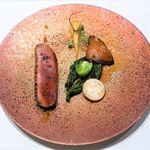Grand rocher - シャラン産エトフェ鴨のロースト