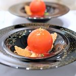 Grand rocher - いちごの球体