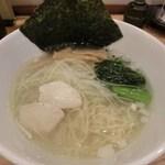 Hakatatorishioraamemmiyabiya - 鶏塩らぁめん