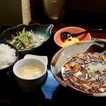 80102738 - 麻婆豆腐ランチ