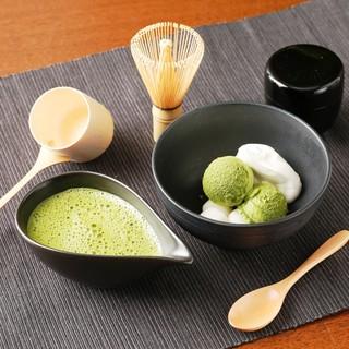 【「和×モダン」メニュー】伝統的な日本と現代のテイストを融合