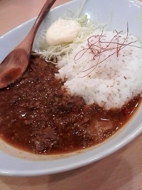 the肉丼の店 吉祥寺店 - 牛すじカレー