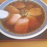 伊賀食堂 - 料理写真:チャーシューメン