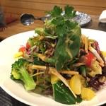 本牧亭。 - 三浦の野菜