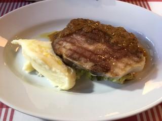 LE PETIT GARCON - 肉のプレート(1000円)