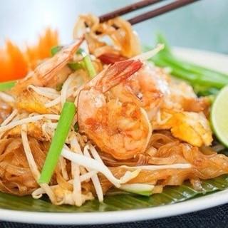 タイ料理初心者から上級者まで対応した本格タイ料理☆