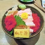 高木鮮魚店 - かに丼