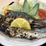 80107998 - 焼き魚定食