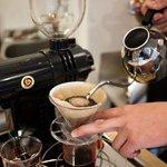 鳥仙珈琲 - 鳥仙珈琲 コーヒー淹れる