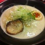 江南 JRセントラルタワーズ店 - 江南丸鶏柳麺