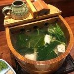 80110283 - おぼろ湯豆腐、2484円。(内税)