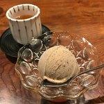 80110363 - 豆乳のシャーベット、324円。(内税)