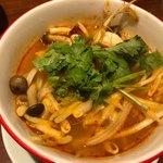 タイ料理 アジアンダイニング ワルンプアン サタニー - トムヤムヌードル
