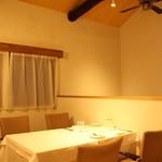 レストラン ペルージュ - 2F半個室2~4名様