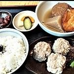 福島屋 - しゅうまい定食