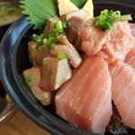 80115251 - 「特選本鮪丼」1,380円