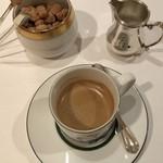シェ松尾 - コーヒー