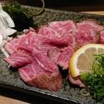 魚屋ひでぞう - 佐賀牛サガリタタキ