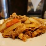中華料理 大陸 - 豚肉四川風炒め