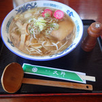 麺通館 - 醤油ラ~メン