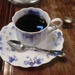 珈琲館 樹里 - ストロングコーヒー