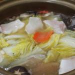 若竹 - 鍋