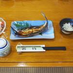 若竹 - 朝食