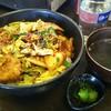 焼肉セブン - 料理写真:日替りランチ 豚キムチ丼 ¥500