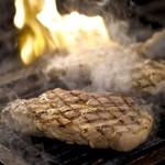 フィオーレ - 鉄板焼ビーフは焼きたてを!