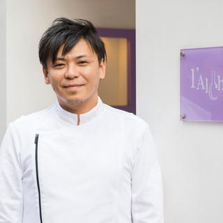 山本健一氏(ヤマモトケンイチ)―感性豊かな食の錬金術師