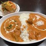 ASIAN DINNING SHIVA MAHAL - ダブルカレーライスセット