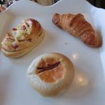 町の小さなパン屋さん momo - 料理写真: