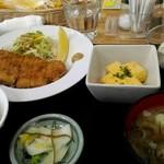 コミュニティ・キッチンふぃーる - 650円ランチ。