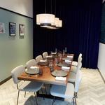 ELLE cafe Aoyama - 2F・個室